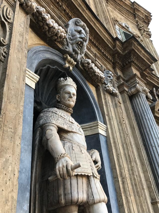 Le palazzi barocchi di Palermo sono una meraviglia della Sicilia