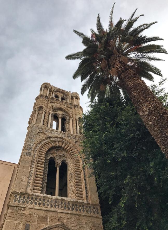 La chiesa della Martorana è assolutamente da vedere visitando Palermo in un weekend
